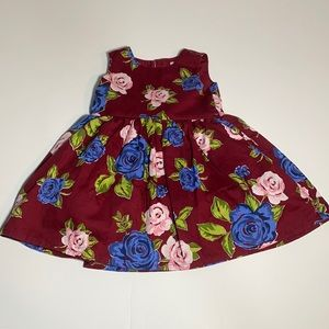 3/$20🌵Baby girl carters dress size 12 months